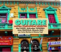 Guitare : grands compositeurs argentins