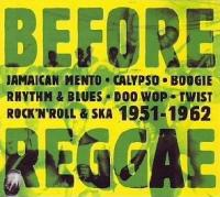 Before reggae : 1951-1962