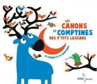 Les Canons et comptines des p'tits lascars / Matthieu Prual |