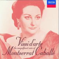 Vissi d'arte : the magnificent voice of Montserrat Caballé