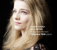Hungarian horizon Bela Bartok, Zoltan Kodaly, comp. Valentina Toth, piano