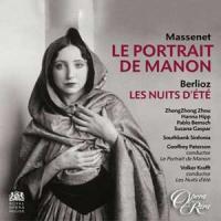 Le portrait de Manon / Jules Massenet | Massenet, Jules (1842-1912)