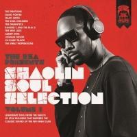 Shaolin soul selection Volume 1 RZA, prod. The Mad Lads, the Dramatics, the Emotions... [et al], groupes voc. et instr. Isaac Hayes, David Porter, Little Milton... [et al.], chant