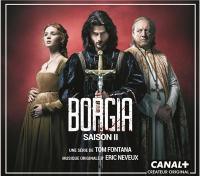 Borgia, saison 2 : bande originale de la série télévisée de Tom Fontana