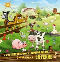 vignette de 'sons des animaux de la ferme (Les) (Nicolas Dubois)'