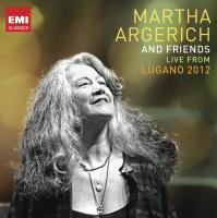 """Afficher """"Martha Argerich and friends : Live from Lugano 2012"""""""