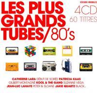 Plus grands tubes 80's (Les) : [Anthologie] / Alain Bashung | Bashung, Alain
