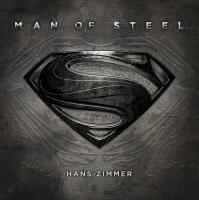 Man of steel : bande originale du film de Zack Snyder