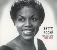 Complete (The) : 1941-1961 | Roché, Betty. Chanteur