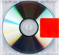 Yeezus Kanye West, chant