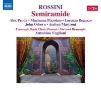 Semiramide / Gioachino Rossini | Rossini, Gioachino (1792-1868)