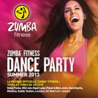 Zumba fitness dance party summer 2013 David Guetta, Avicii, Afrojack...[et al.], disc-jockey Sia, Daddy Yankee, Lucenzo...[et al.], chant