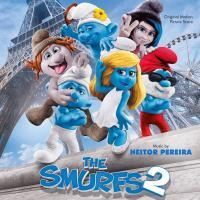 Schtroumpfs 2 (Les) : bande originale du film de Raja Gosnell : [Live] | Pereira, Heitor