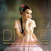 Divine romanian songs from the repertoire of Maria Tanase Oana Catalina Chitu, chant