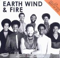 La selection best of Earth Wind and Fire, groupe voc. et instr.