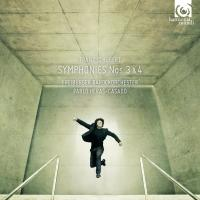 Symphonies No.3 & 4 / Franz Schubert | Schubert, Franz (1797-1828)