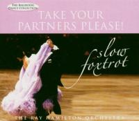Take your partners please ! slow foxtrot The Ray Hamilton Orchestra