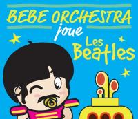 Bebe orchestra joue The Beatles