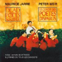 le cercle des poètes disparus  : bandes originales des films de Peter Weir
