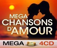 Méga chansons d'amour : [Anthologie] / Edith Piaf   Piaf, Edith