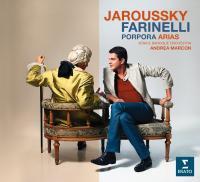 Farinelli : Porpora arias / Philippe Jaroussky (contre tenor) | Porpora, Nicola (1686-1768)