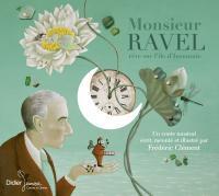 Monsieur Ravel rêve sur l'île d'Insomnie | Clément, Frédéric. Auteur