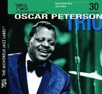Oscar Peterson Trio Oscar Peterson, piano Ray Brown, contrebasse Ed Thigpen, batterie