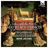 Matthäus-Passion / Johann Sebastian Bach | Bach, Johann Sebastian (1685-1750)