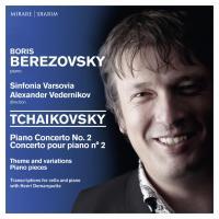 Piano concerto N2, op. 44, sol majeur   Tchaïkovski, Piotr Ilyitch. Compositeur