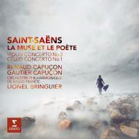 La muse et le poète / Camille Saint-Saëns | Saint-Saëns, Camille (1835-1921)