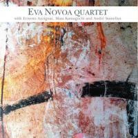 Eva Novoa quartet Eva Novoa, piano, compositions Ernesto Aurignac, saxo alto Masatoshi Kamaguchi, contrebasse André Sumelius, batterie