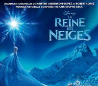 La reine des neiges : bande originale du film de Walt Disney / Christophe Beck | Beck, Christophe. Compositeur