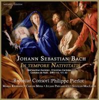 In tempore nativitatis / Johann Sebastian Bach | Bach, Johann Sebastian (1685-1750)