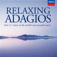 Relaxing adagios over two 1/2 hours of the world's most peaceful music Bach, Delibes, Satie, Borodine... [et al.], comp.