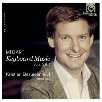 Keyboard music. 5-6 / Wolfgang Amadeus Mozart | Mozart, Wolfgang Amadeus (1756-1791)