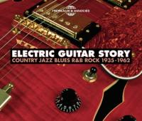 Electric guitar story : country jazz, blues r&b rock 1935-1962 | Pappy O'Daniel