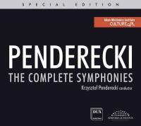 Symphonies n ̊  4 & 5   Penderecki, Krzysztof (1933-....). Compositeur