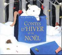 Contes d'hiver et de Noël / Elisabeth Calandry | Calandry, Elisabeth. Narrateur