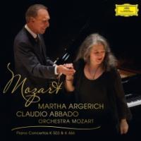 Piano concertos K 503 & K 466 / Wolfgang Amadeus Mozart | Mozart, Wolfgang Amadeus (1756-1791)