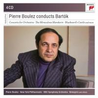 Pierre Boulez conducts Bartok