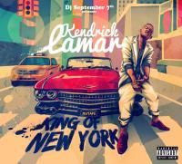 King of New York Kendrick Lamar, chant