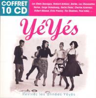 Yéyés : les plus grandes chansons des 60's / Richard Anthony | Anthony, Richard