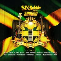 Sly and Robbie presents Shaggy Out of many, one music Shaggy, chant Sly & Robbie, duo instrumental, producteurs