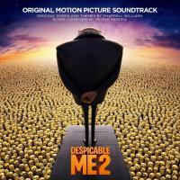Despicable me 2 = Moi, moche et méchant 2 : bande originale du film de Pierre Coffin, Chris Renaud / Heitor Pereira   Pereira, Heitor (1957-....). Compositeur
