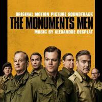 The Monuments men : bande originale du film de Georges Clooney