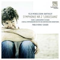 "Symphonie No 2, ""Lobgesang"" | Mendelssohn Bartholdy, Felix (1809-1847)"