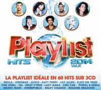 Playlist : hits 2014. vol.2 / Indila, Stromae, Avicii...[et al.] | Indila. Chanteur. Chant