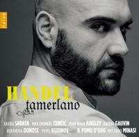 Tamerlano, HWV.18 / Georg Friedrich Haendel | Händel, Georg Friedrich (1685-1759)