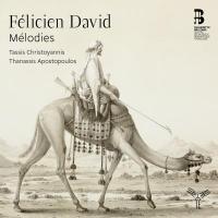 Mélodies Félicien David, comp. Tassis Christoyannis, baryton Thanassis Apostolopoulos, piano