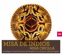 Misa de indios : misa criolla | EGUEZ, Eduardo. Chef d'orchestre